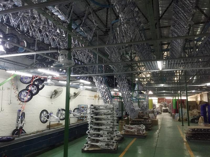 Tianjin Sihaihengtong Bicycle Co., Ltd.