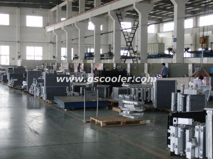 Gin Stone (Wuxi) Heat Exchanger Technology Co., Ltd.