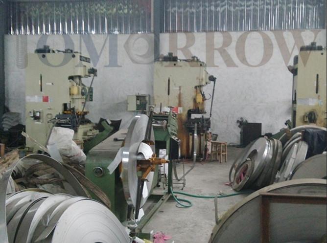 Jiangsu Tomorrow Stainless Steel Co., Ltd.