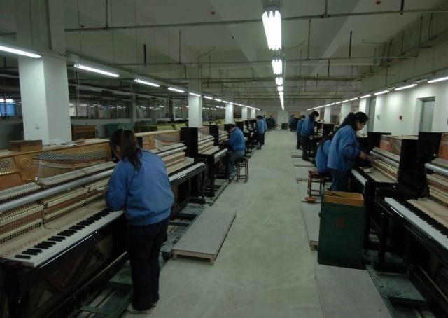 Nanjing Schumann Piano Manufacturing Co., Ltd.