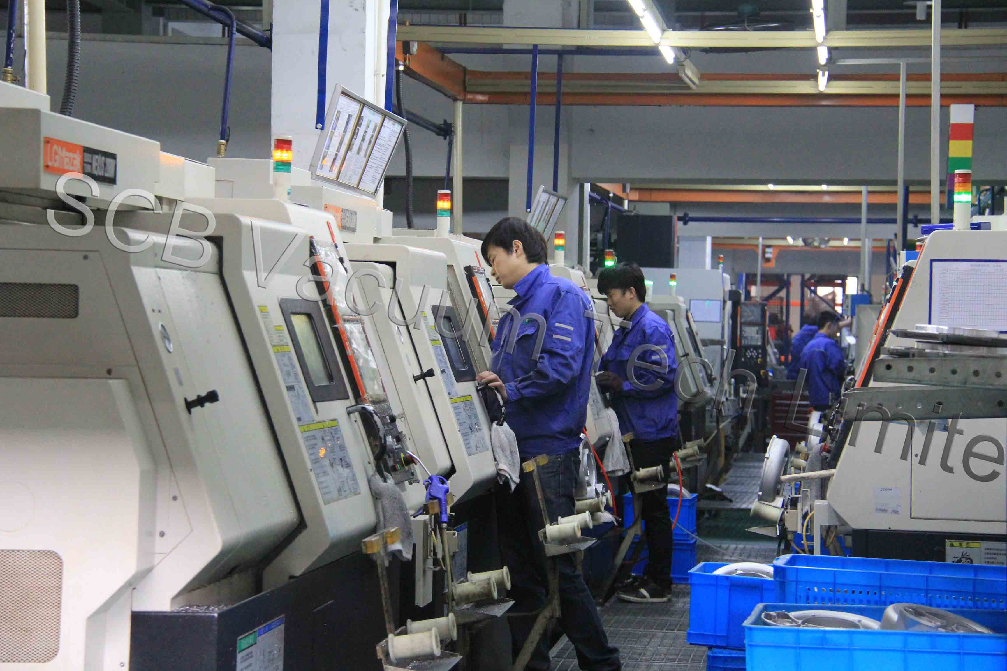 SCB Vacuum Tech Limited