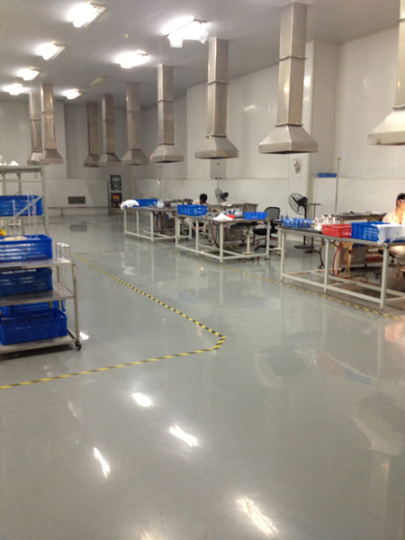 Donghai Yukang Quartz Material Co., Ltd.