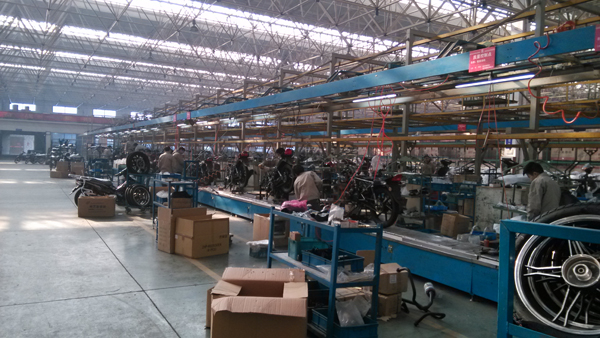 Jiangsu Zhongxing Motorcycle Co., Ltd.