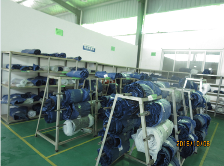 ORK RUBBER PRODUCTS CO., LTD.