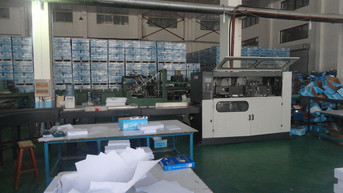 Qingdao Eastern Dragon Pulp& Paper Co., Ltd.