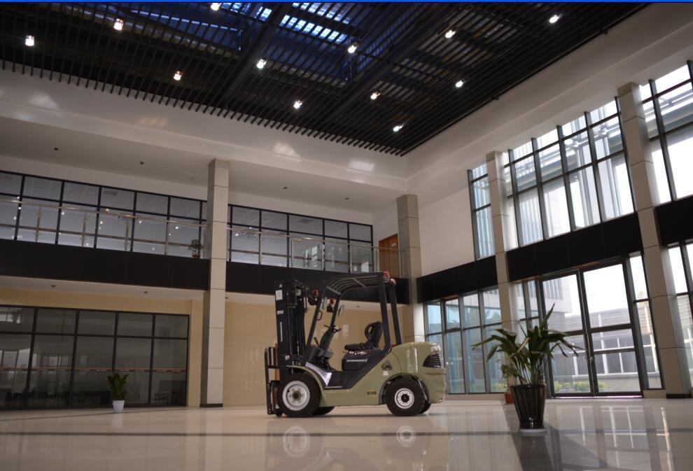 Zhejiang UN Forklift Co., Ltd.
