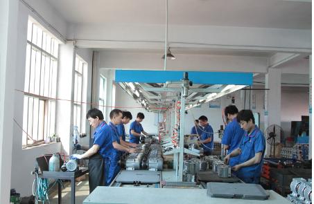 Taizhou Dalang Pump Industry Co., Ltd.