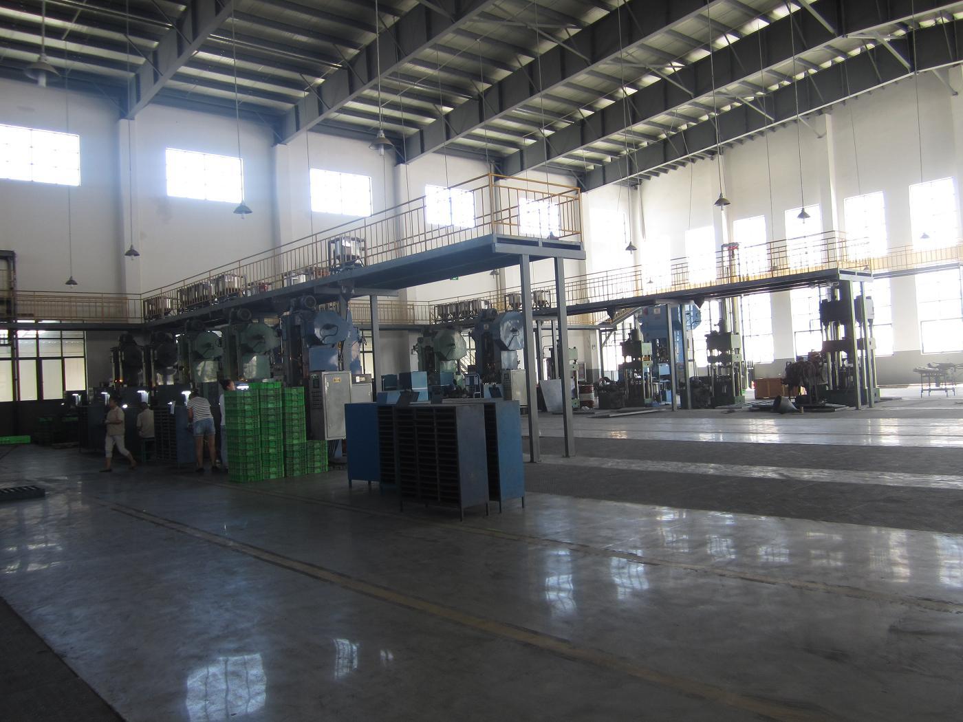 Yuhuan County Hualian Powder Metallurgy Products Co., Ltd.