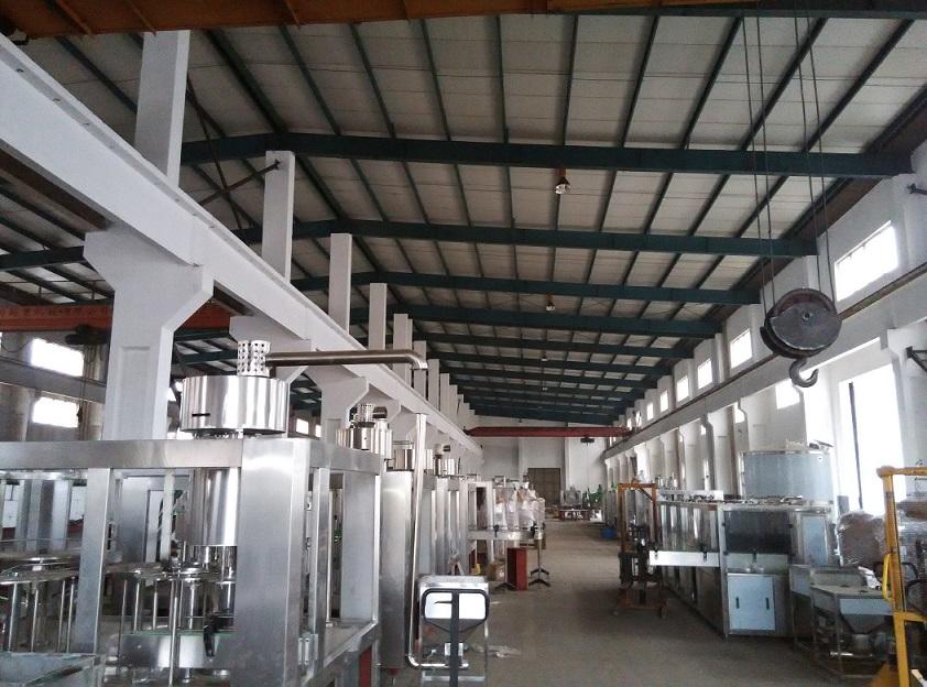 Zhangjiagang City Modern Beverage Packing Machine Co., Ltd.