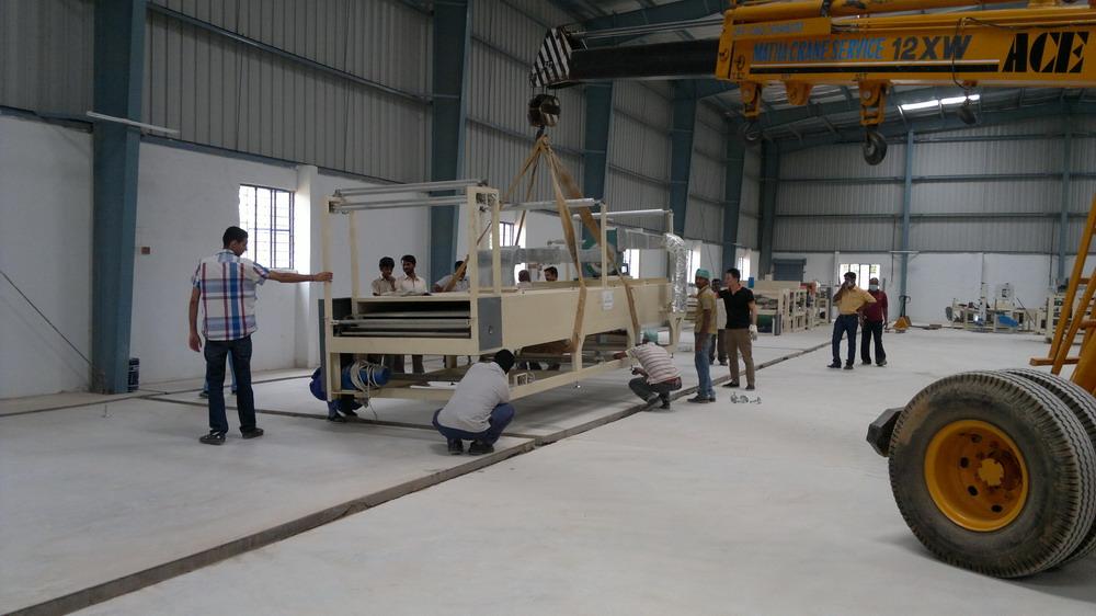 Wuxi Shenxi Honeycomb Machinery Factory