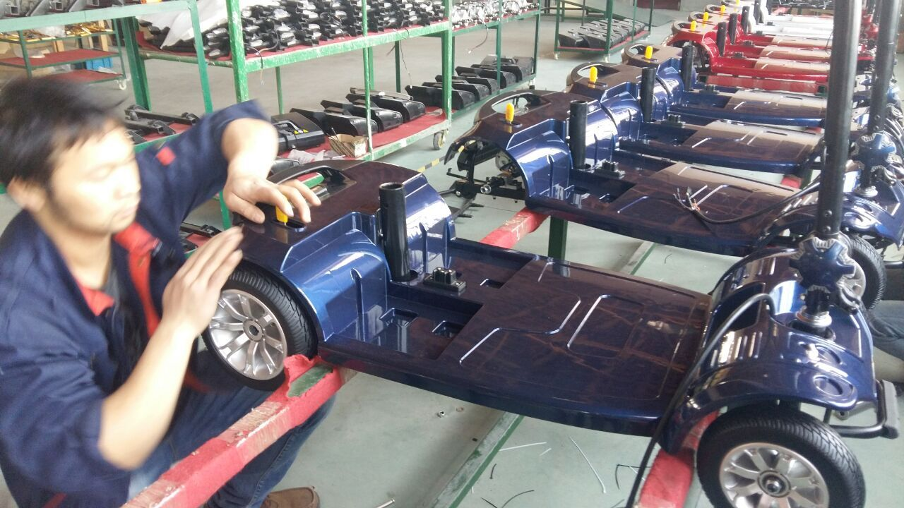 Yongkang Yile Vehicle Co., Ltd.