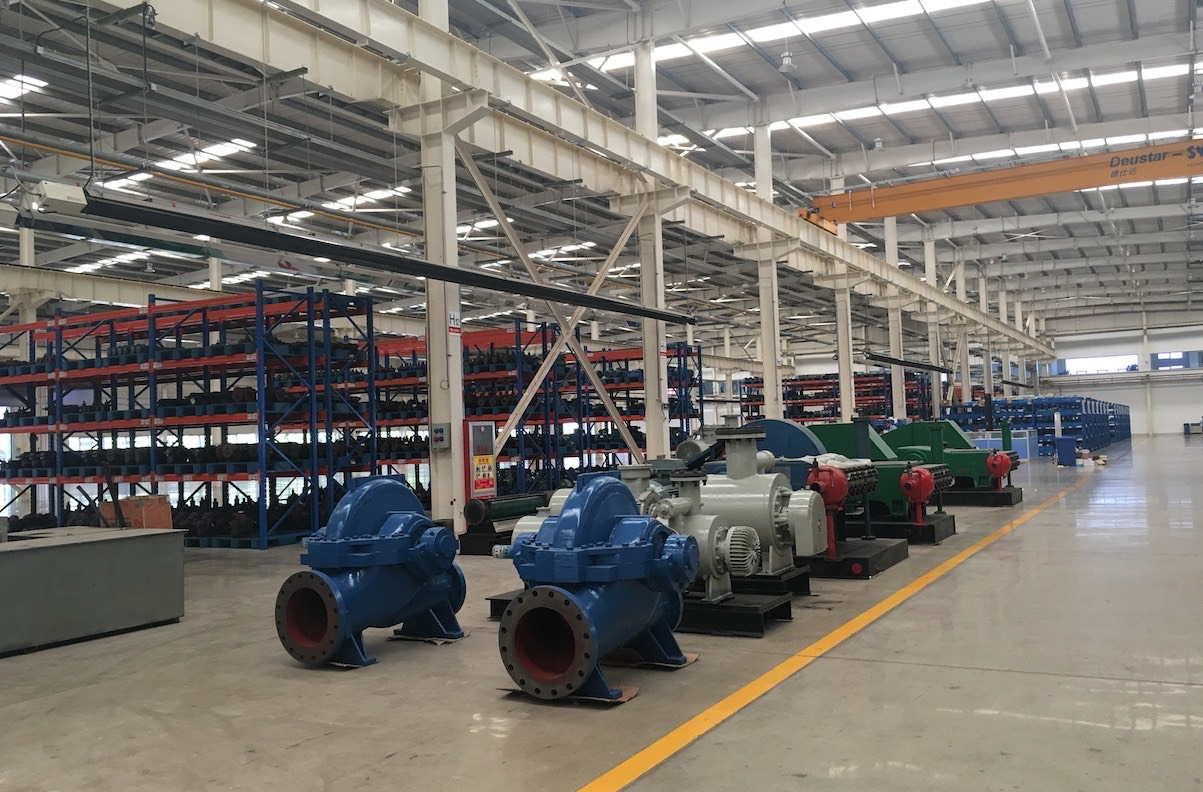 Hebei Hoffwell Industrial Pump Co., Ltd.