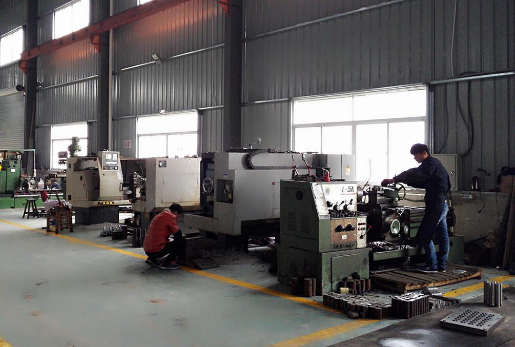 Taizhou Huangyan Yongsheng Mould Co., Ltd.