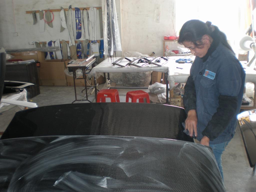 Guangzhou Areal Car Kits Factory