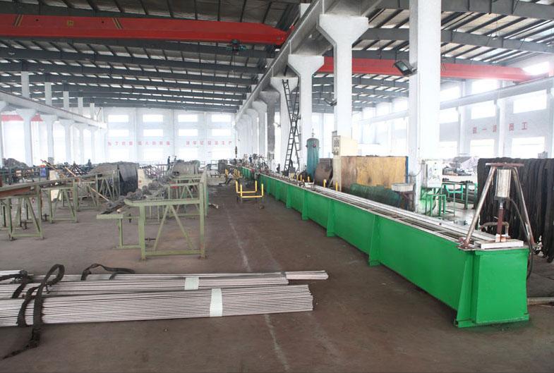 Jiangyin Jinfengtai Tubes Co., Ltd.