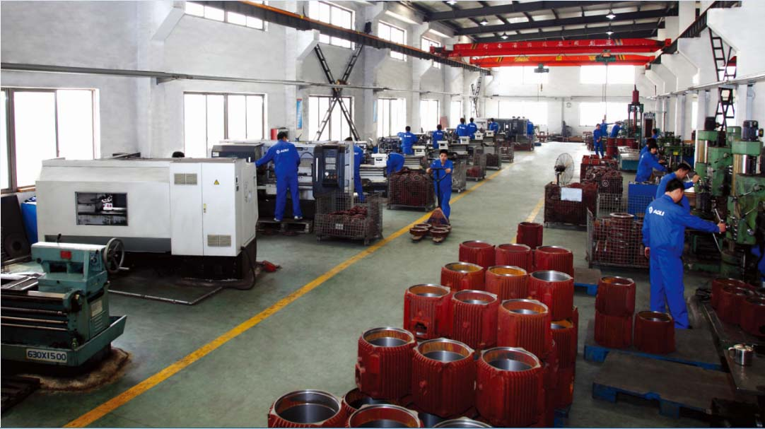 Shanghai Aoli Pump Manufacture Co., Ltd.
