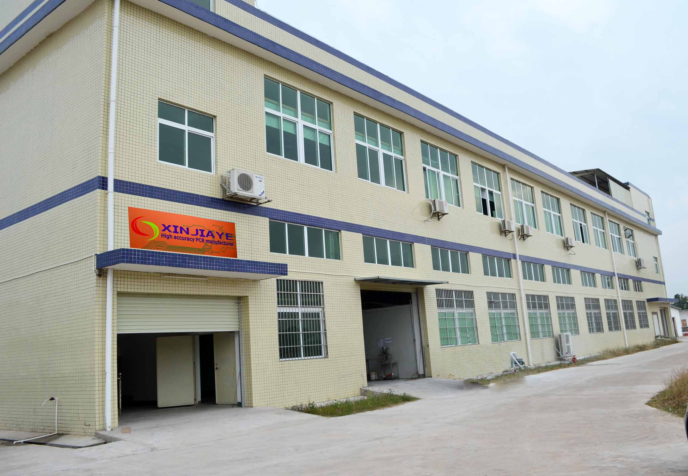 Shenzhen Xinjiaye Electronics Technology Co., Ltd.