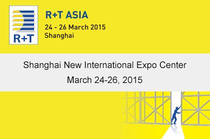 2015 R+T Asia