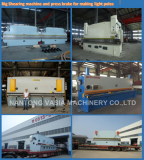 Big Shear And Press Machines Finish The Production