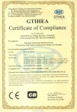 CE Certificate for Vacuum Pump