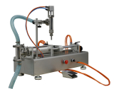 Piston Filling Machine for Liquid (Horizontal Type)