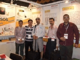 The Hongkong Trade Fair on April,2012