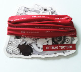 OEM order for our Germany Customer on Bandana with cardboard