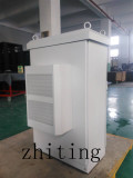 outdoor communication cabinet and telecommunication cabinet