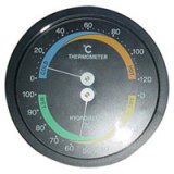 House Use Thermometers and Hygrometer SP-X-4WS(BLACK)