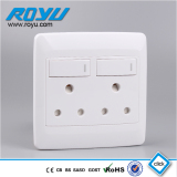 NEW DEVELOPED WALL SWITCH and SOCKET