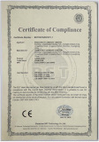 CE Certificate for LAN Cable CAT5E/CAT6