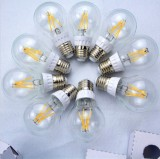 LED filament Bulbs Lamps ,candle