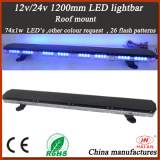 New design slim led lightbar with hight waterproof ( TBD-GC-812L-C)