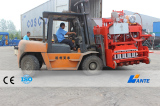 DELIVERY TIME:WT10-15 mobile block machine to Nigeria