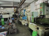 The Electric Discharge Machines of the Tooling Department