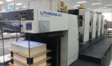 Komori Lithrone L-440/X press