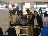 Hanfa Group Participated EXCON 2017 Exhibition In Bengaluru, India On 12-16th Dec. 2017.