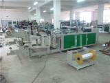Multifunction side and bottom sealing bag making machine
