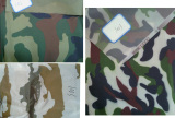 camouflage pattern fabric