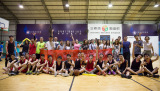 2017 year employee activity basketball game