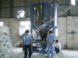 Plastic factory 3T vertical mixer