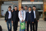 Russian clients visited our factory