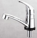 Chrome plated ABS plastic tap