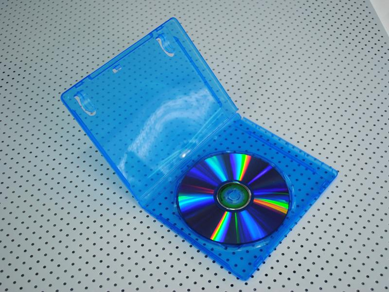 New products-CD/DVD box
