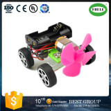 Fbty-1 DIY Wind Power Mini Car Science and Technology Manufacture Model for Education