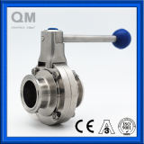Clamp Butterfly Valve