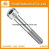 304 Stainless Steel Socket Cap Screw, Internal Hex Drive, Meets DIN 912, Right Hand Threads