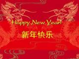 Chinese Lunar New Year Holiday
