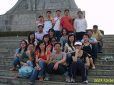 Our Group Tour Photo in Hainan 2014