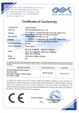 Certificate of led module